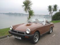 MG MIDGET 1979 FULLY RESTORED ONLY 76,000 miles.