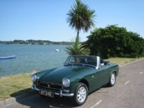 MG MIDGET MK III 1970 - FULLY RESTORED.