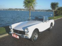 MG MIDGET MKII 1974 1 FAMILY OWNED FROM NEW
