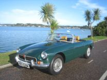 MG ROADSTER 1973 CHROME BUMPER MODEL 71,000 miles.