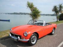 MG ROADSTER 1974 ONLY 4,800 miles SINCE REBUILD !