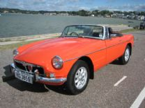 MG ROADSTER 1976 NUT & BOLT RESTORATION !