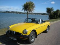 MG ROADSTER 1978 ONLY 53,000 miles FROM NEW
