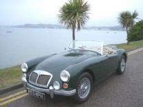 MGA 1600 MK I - 1960 - TAX EXEMPT.