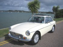 MGB GT 1972-TAX EXEMPT