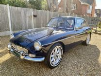 MGB GT AUTO 1971 - NICELY RE COMISSIONED!