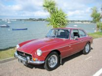 MGB GT COUPE 1971 - FULLY RESTORED - SUPERB !
