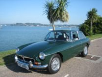 MGB GT COUPE 1973 FULLY RESTORED AND SUPERB.