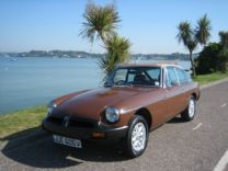 MGB GT COUPE 1979 - EXCEPTIONAL CAR !