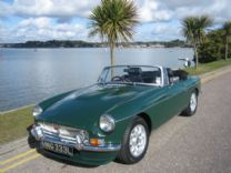 MGB V8 ROADSTER 1972 TAX EXEMPT