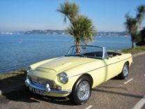 MGC 3.0 ROADSTER 1968 - TOTAL RESTORATION.
