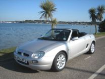 MGF ROADSTER 1.8i 2000 - X ONLY 54,000 miles FSH.