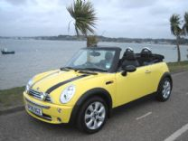 MINI COOPER CONVERTIBLE - 2005 ONLY 12,000 miles !