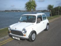 MINI MAYFAIR AUTO 1988 - 8,000 miles
