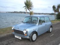 MINI MAYFAIR AUTO 1988 ONLY 17,000 miles FSH.