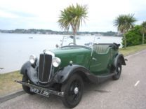 MORRIS 8 2 SEATER TOURER MK I - 1934 LAST OWNER 14 YEARS.