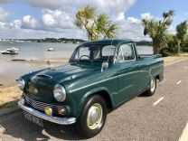 MORRIS HALF TON PICK UP 1972 ONLY 39,000 miles.