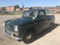 MORRIS HALF TON PICK UP 1972 ONLY 39,000 miles
