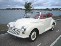 MORRIS MINOR 1000 TOURER 1970 FULLY RESTORED !