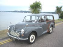 MORRIS TRAVELLER - 1961 TAX EXEMPT