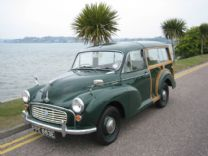 MORRIS TRAVELLER 1967 EX-JULIAN BREAM