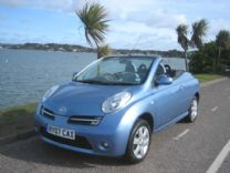 NISSAN MICRA URBIS 1.4i CC 2007 1 LADY OWNER 11,000 miles !