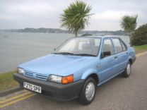 NISSAN SUNNY 1.3 LS 1988 ONLY 12,000 miles