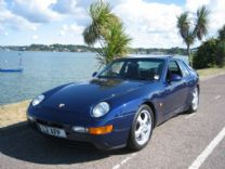 PORSCHE 968 3.0 SPORT COUPE - 1994 WITH FSH !
