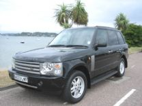 RANGE ROVER VOGUE 3.0 TD6 2003 03 ONLY 76,000 miles FSH.
