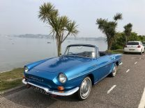 RENAULT CARAVELLE R8 CONVERTIBLE 1968 ONLY 72,000 miles