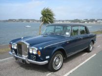 ROLLS ROYCE SILVER SHADOW I 1976 EX JERSEY ONLY 9,000 miles !