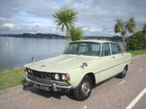 ROVER 2000 TC P6 1973 ONLY 68,000 miles !