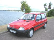 ROVER METRO 1.1S 1991 ONLY 6,000 miles FSH.