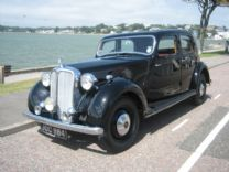 ROVER P3 60 SPORTS SALOON 1948 - ONLY 70,000 miles !