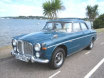 ROVER P5B SALOON 3.5 AUTO 1972 TAX EXEMPT.