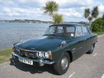 ROVER-P6 3.5 V8 AUTO S1 1968 2 OWNERS ONLY 43,000 miles !