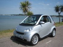 SMART FOUR TWO PASSION AUTO COUPE 2007 - 32,000 miles FSH.