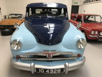 STANDARD VANGAURD PICK UP-1953 FULLY RESTORED.