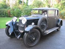 SUNBEAM 16hp FOUR-LIGHT FABRIC COUPE BY JAMES YOUNG