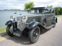 SUNBEAM 25 hp SPORTS LIMOUSINE