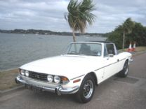 TRIUMPH STAG 3.0 V8 1978 ONLY 21,000 miles !