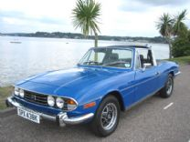 TRIUMPH STAG 3.0 V8 AUTO - 1972 TAX EXEMPT