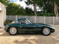 TVR GRANTURA MK I 1958 - 3RD OLDEST SURVIVING CAR !