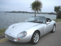 TVR GRIFFITH 4.0 V8 - 69,000 miles - F.S.H - PRE - CAT