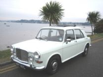 VANDEN PLAS PRINCESS 1300 ONLY 30,000 miles FROM NEW !