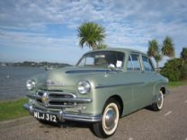 VAUXHALL VELOX E SERIES 1953 ONLY 64,000 miles !