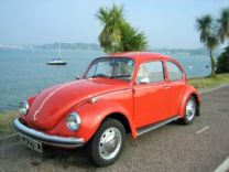 VW BEETLE 1302S 1972 - NICELY RESTORED.
